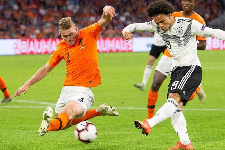 Германия против Нидерландов