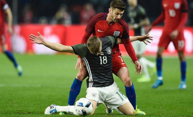 Германия против Англии: Тофик Бахрамов, голы-фантомы, бенефис Оуэна