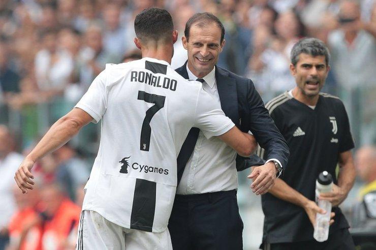 «Ювентус» продает Роналду и возвращает Аллегри. Рискуют оказаться в Лиге Европы