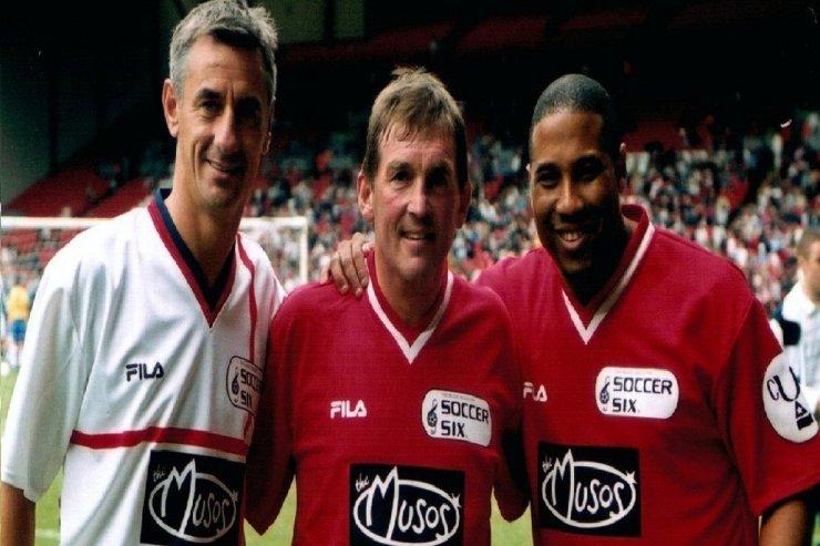 Вспомним Игроки Чемпионского состава «Ливерпуля» 1990 года.