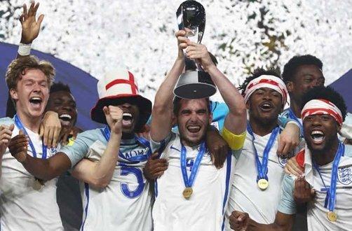 Англия – чемпион мира по футболу!