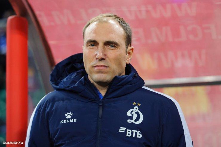 В Тбилиси было больно, но «Динамо» не стоит увольнять Новикова