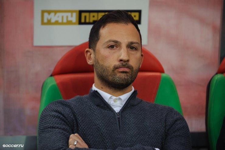 Тедеско поставили выше Гаттузо и Индзаги. «Спартак» заполучил перспективного тренера