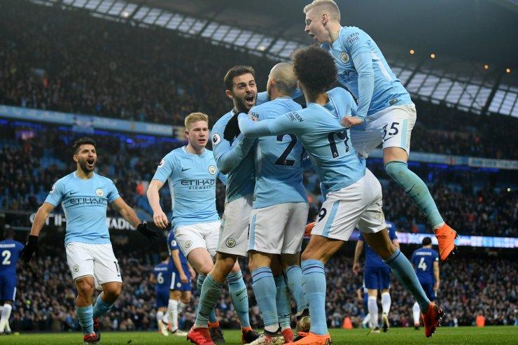 «Манчестер Сити» не фаворит Лиги чемпионов?