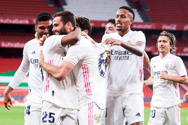 Игроки «Реала»