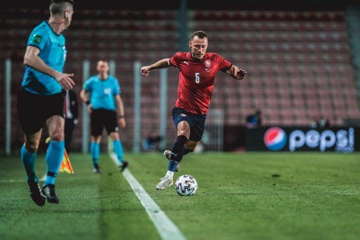 Игрок сборной Чехии