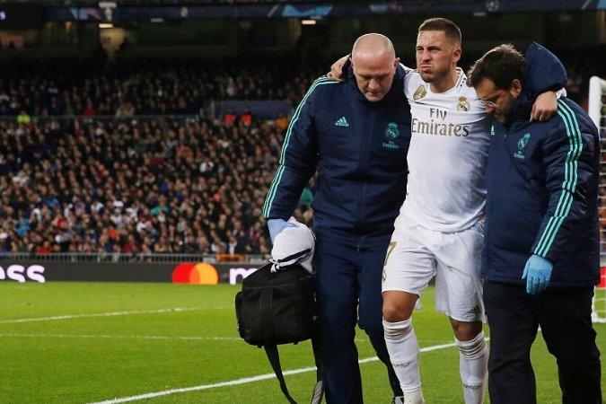 Эден Азар заработал 17 миллионов евро, находясь в лазарете. Футболисты, чьи травмы обошлись слишком дорого