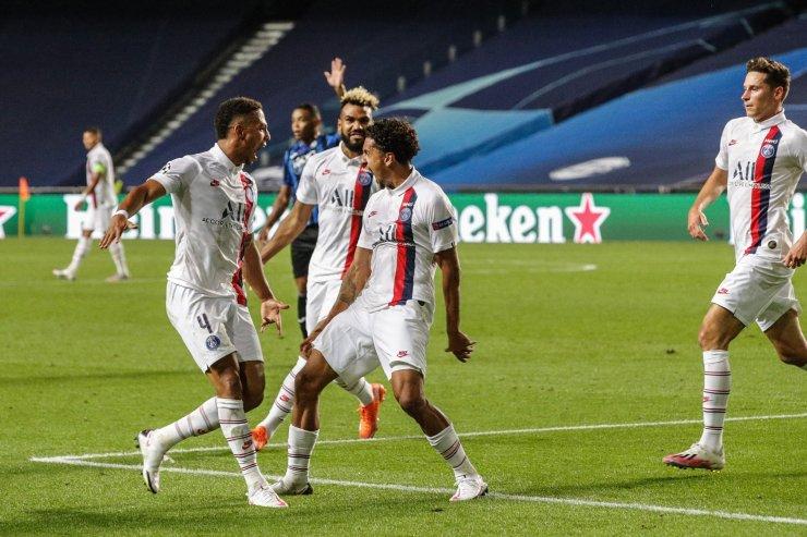 «Аталанта» не устояла. ПСЖ прошмыгнул в полуфинал Лиги чемпионов
