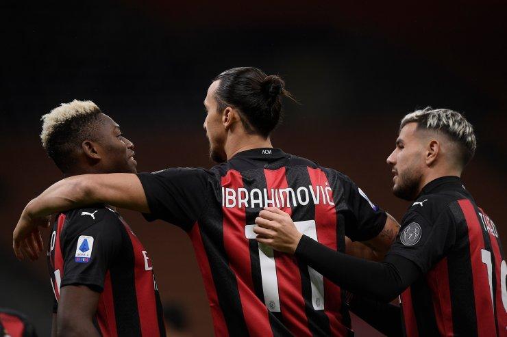 Ибрагимович и «Милан»
