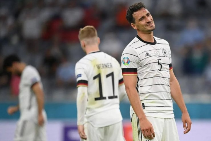 Франция обыграла Германию «по-немецки»