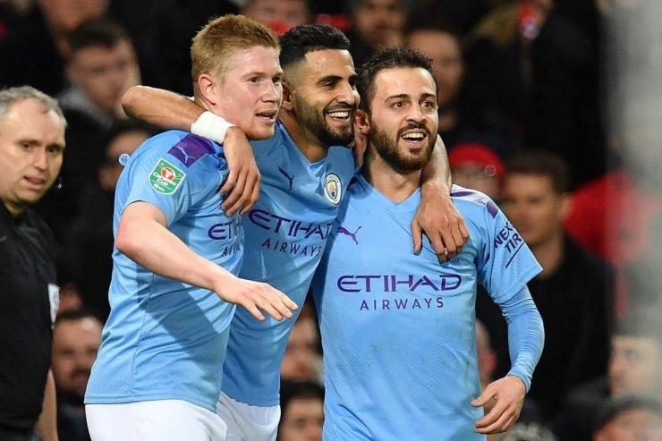 Манчестер сити 2 3манчестер юнайтед обзор 8 января