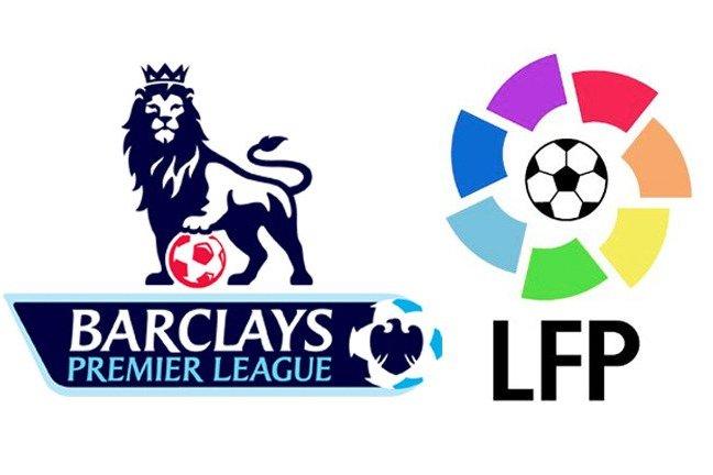 АПЛ vs Ла Лига