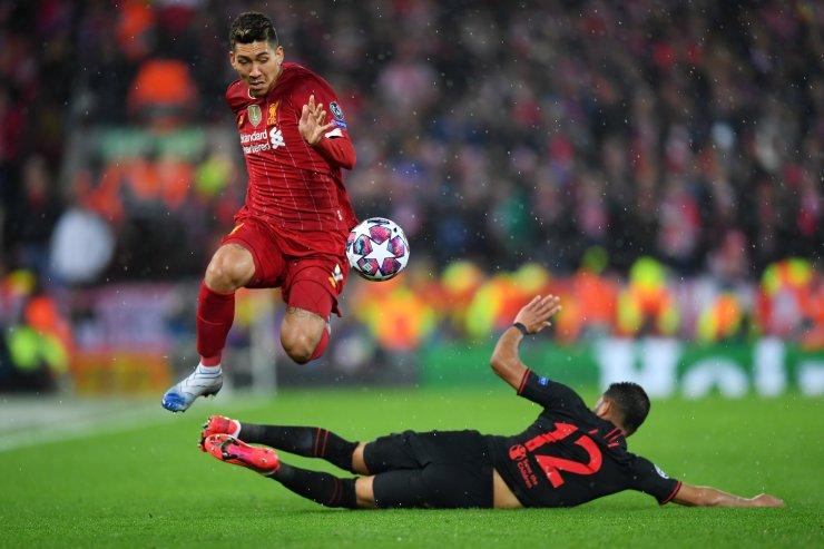 «Ливерпуль» и «Атлетико»