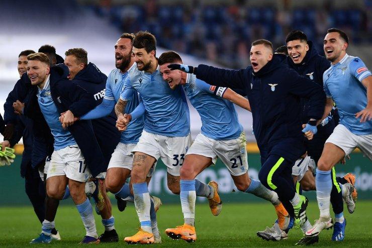 Игроки «Лацио»