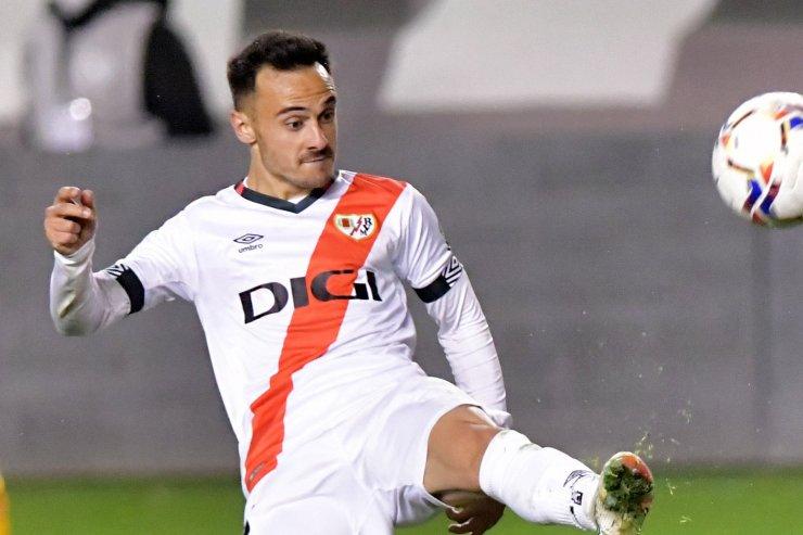 Футболист «Райо Вальекано»