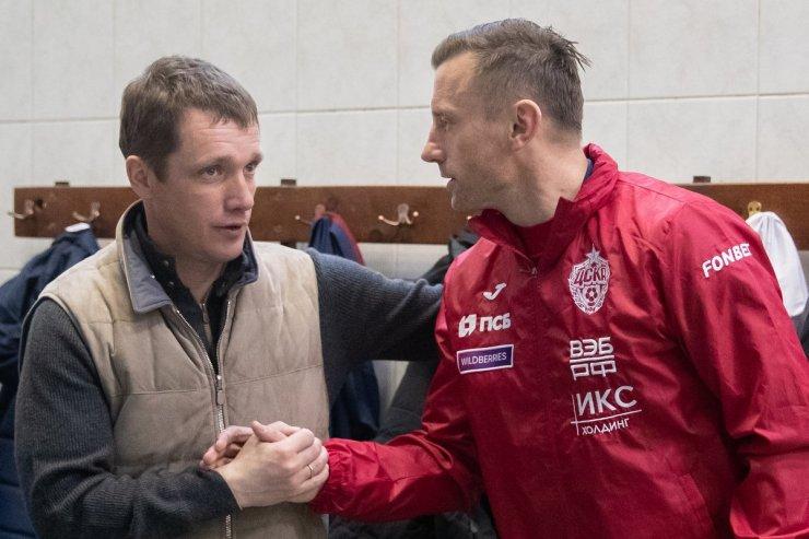 Олич в помощь. ЦСКА возглавил бывший «армеец», причастный к «серебру» ЧМ-2018