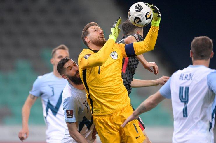 У словенцев Облак, Иличич и победа над Хорватией. А ещё тренер, обыгравший Хиддинка