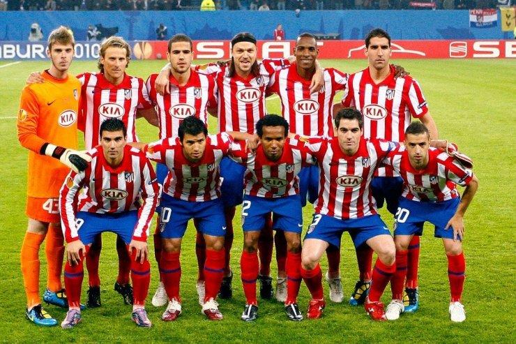 10 лет первому финалу Лиги Европы. Празднуй, «Атлетико»!