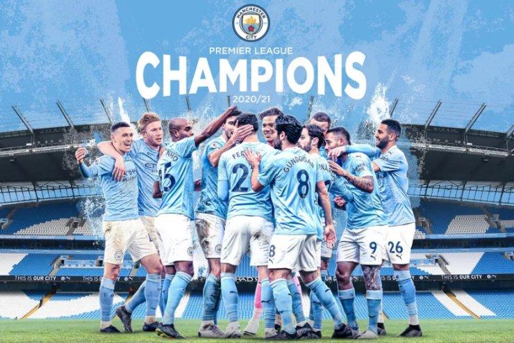«Манчестер Сити» взял чемпионство. Коллективная эффективность со стеной в обороне — причина триумфа