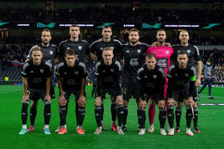 Игроки сборной Словении