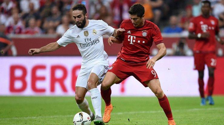 «Бавария» vs «Реал». Европейская классика