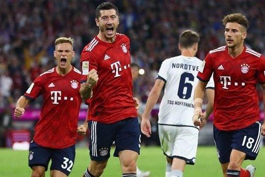 «Хоффенхайм» - «Бавария»: