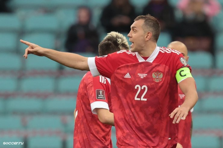 Словакия на старте отбора ЧМ-2022 не справилась с Кипром и Мальтой, но сборной России не стоит расслабляться