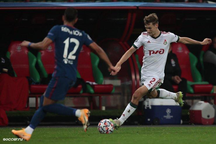 «Локомотив» устоял против «Атлетико» в Москве. Набрать очки в Мадриде будет гораздо сложнее