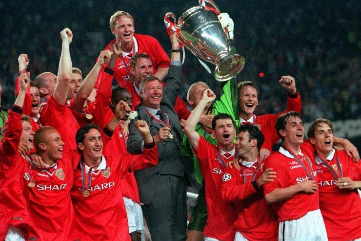 Манчестер юнайтед бавария 1999 видеообзор матча