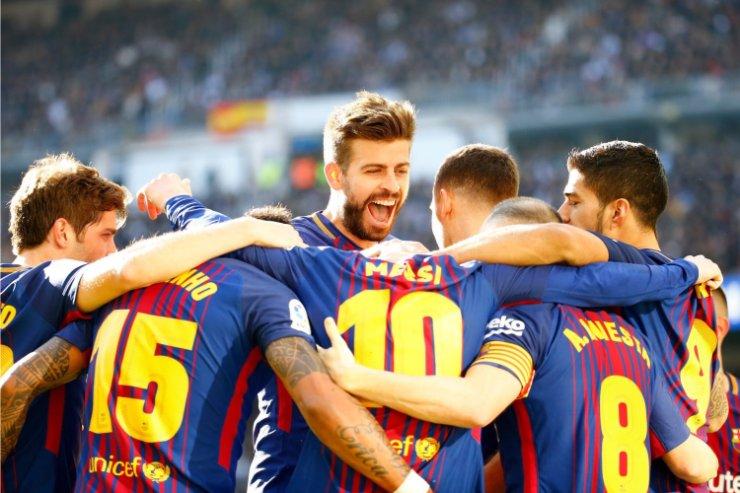 Звёздные войны. «Барселона» унизила «Реал»