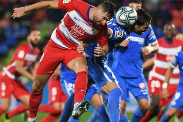 Футбол Гранада - Хетафе 12 июня смотреть