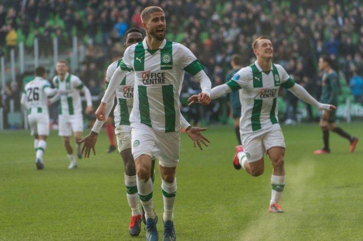 Игроки «Гронингена»
