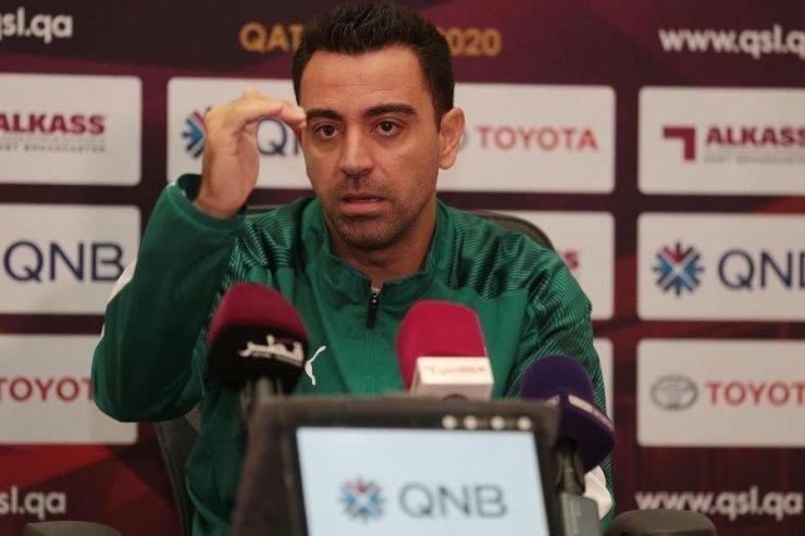 Бывший полузащитник «Барселоны» Хави
