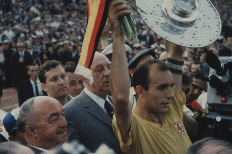 Чемпионский титул «Айнтрахта» в 1967 году
