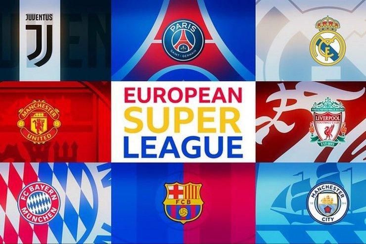 Клубы Европы