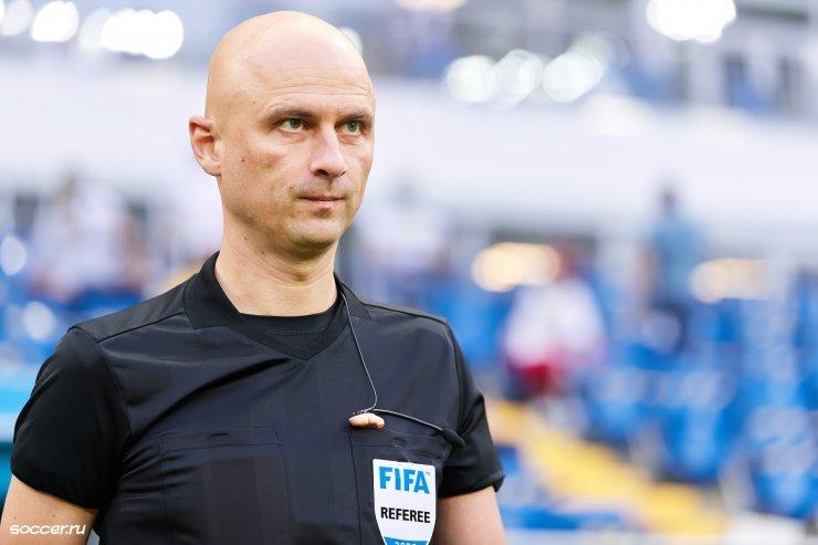 Ещё один наш парень на Евро. Сергей Карасёв вошел в список арбитров Евро-2020