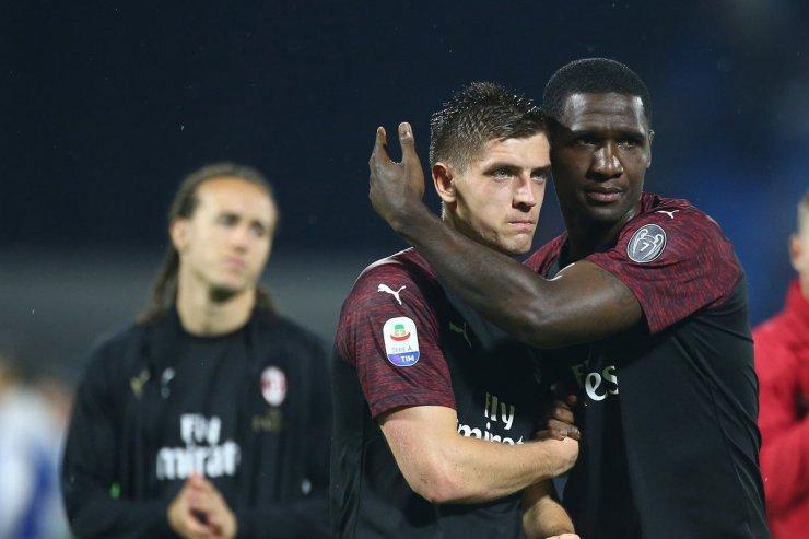Игроки «Милана»
