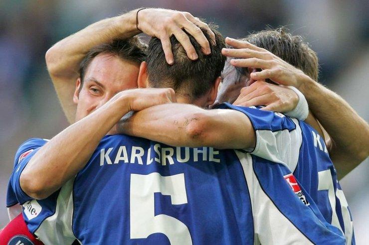 Игроки «Карлсруэ»