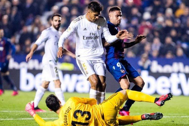 «Леванте» - «Реал»