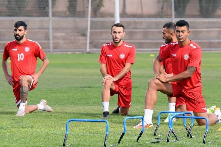 сборная Ливана