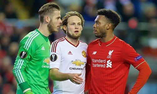 «Ливерпуль» против МЮ. Кто кого?
