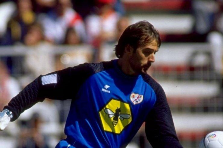 Экс-вратарь «Реала» и «Барселоны» Хулен Лопетеги