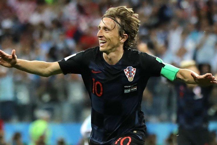 Лука Модрич стал рекордсменом Хорватии. Национальные гвардейцы ведущих футбольных держав
