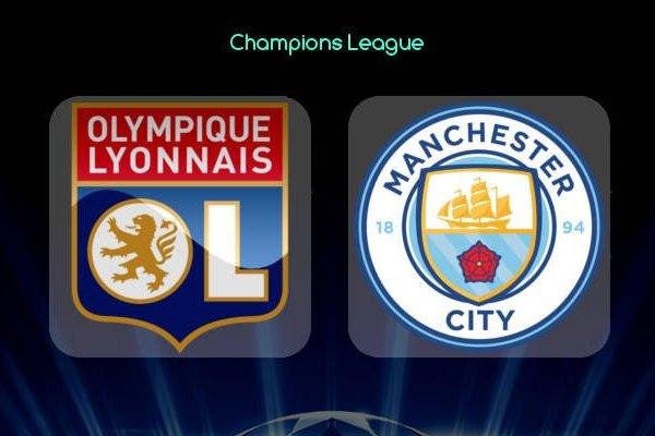 «Лион» против «Манчестер Сити»