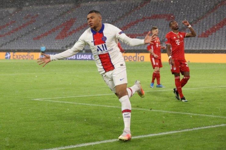 31 удар «Баварии» против дубля Мбаппе. ПСЖ победил в Мюнхене