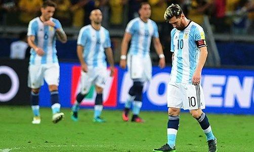 Чемпионат мира без Месси