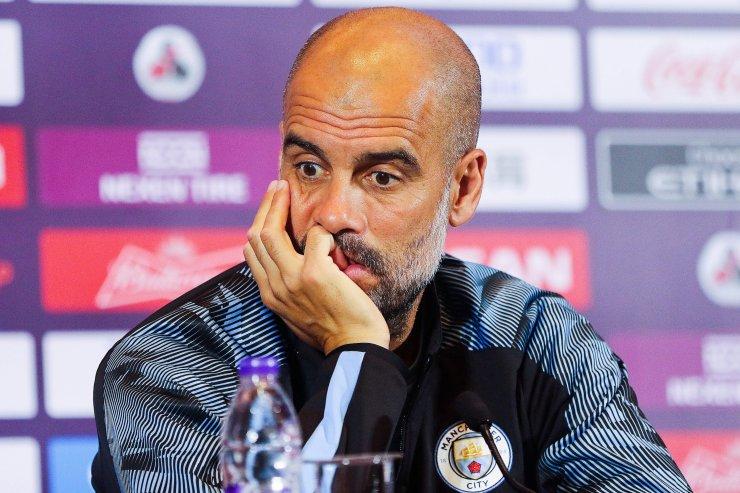 Загадочный провал «Манчестер Сити»