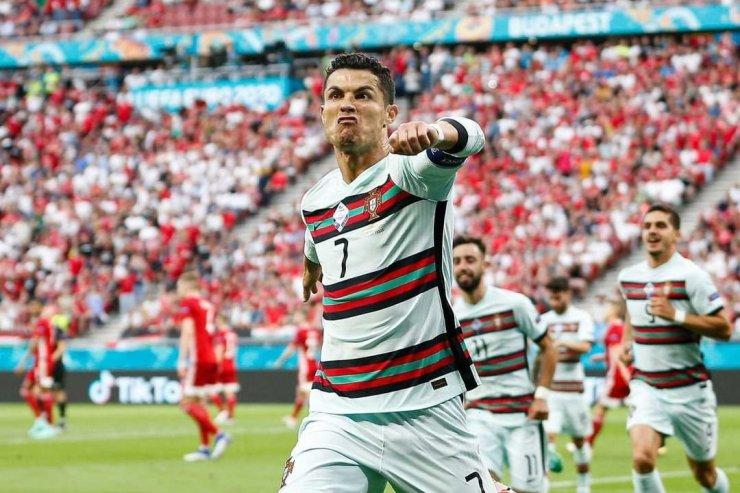 Португалия разгромила Венгрию в концовке, а Роналду оформил россыпь важных рекордов