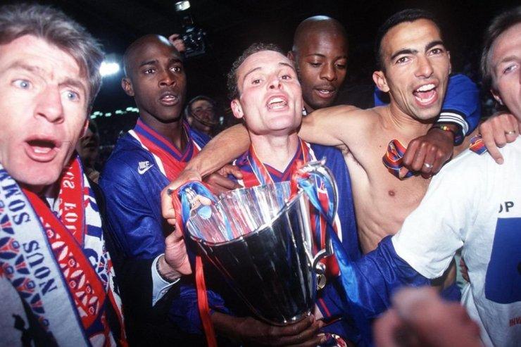 Уступили чемпионство «Осеру», но взяли еврокубок. Первый триумф ПСЖ на международной арене