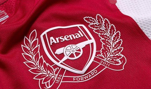 Эволюция формы «Арсенала»